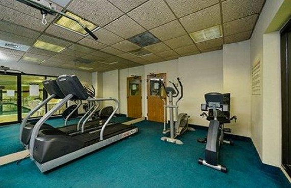 Gym, Sports and Fitness Clubs