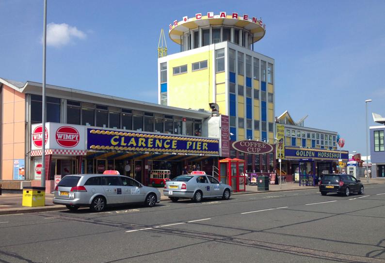 Clarence Pier Amusement Park