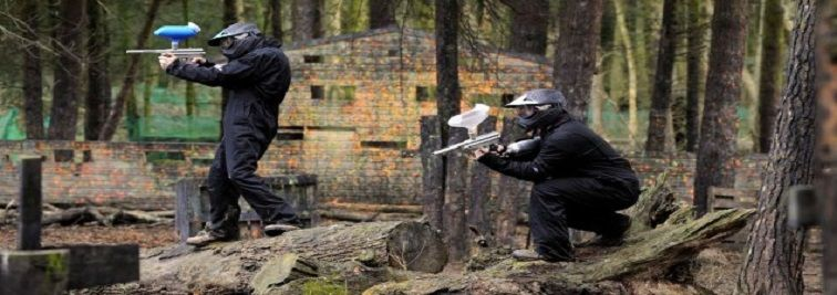 Nationwide Paintball Portsmouth