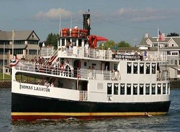 Portsmouth Harbour Tour