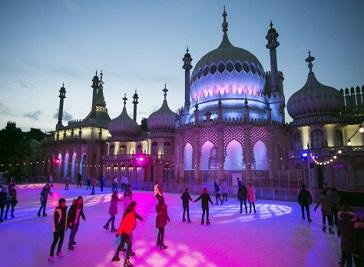 The Royal Pavilion Ice Rink