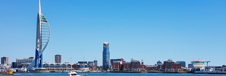 Portsmouth Harbour Spinnaker Tower
